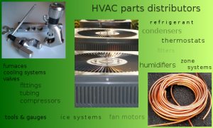 hvac parts distributors hold messages